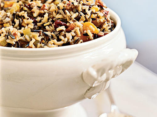 Wild Rice Stuffing Recipes