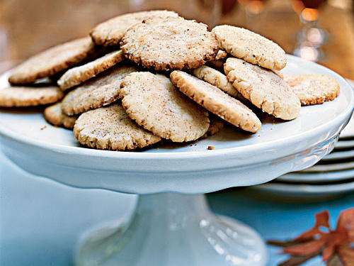 Healthy Orange Bizcochitos Cookies Recipe