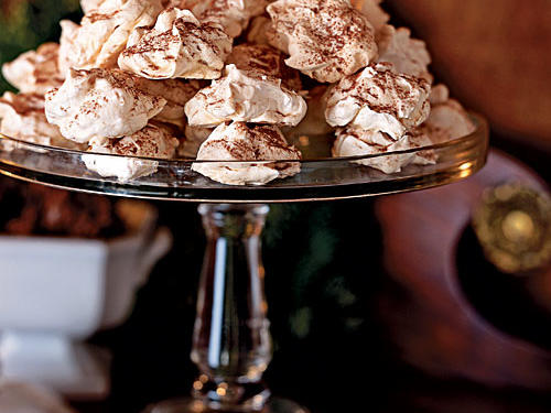 Coconut Meringues - Recipes