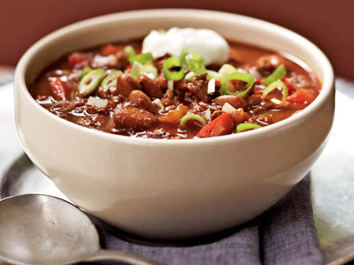 Chili with Chipotle and Chocolate Recipe