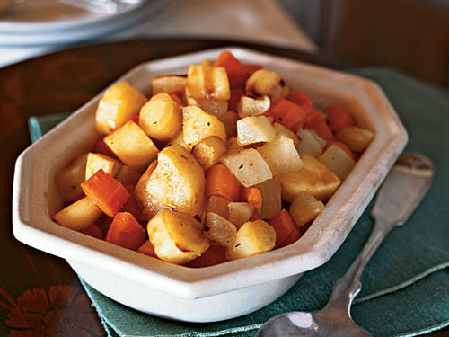 Top-Rated Vegetable Recipe: Roasted Root Vegetables with Maple Glaze
