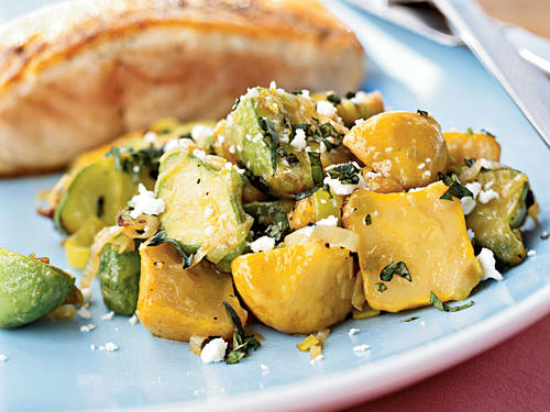 Cooking with Summer Squash