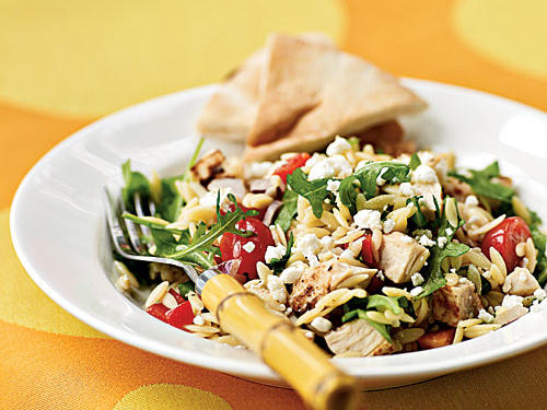 """Fabulous! I made for a 4th of July picnic and everyone raved over it. About six months later a relative of a close friend called and wanted the recipe, she had been thinking about the salad since the picnic!"" —PURDUEKEL