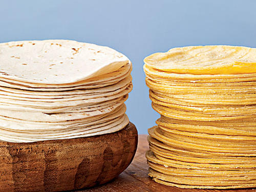 how to make corn flour from tortillas