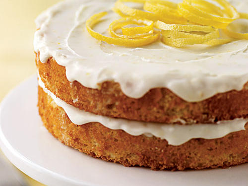 Nathan's Lemon Cake Recipe