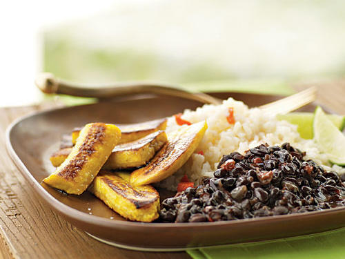Sauteed Plantains (Platanos Fritos)