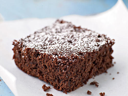 Quick and Healthy Dark Chocolate and Cherry Brownies Recipe