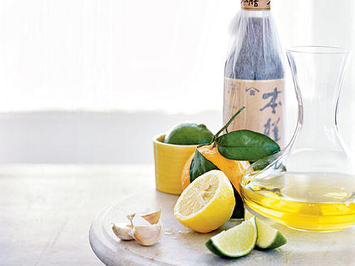 Quick Tip: Squeezing Citrus