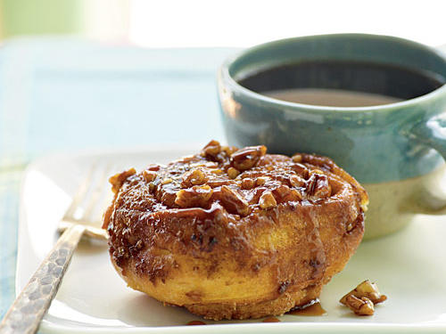 Healthy Pecan Sticky Rolls Recipes