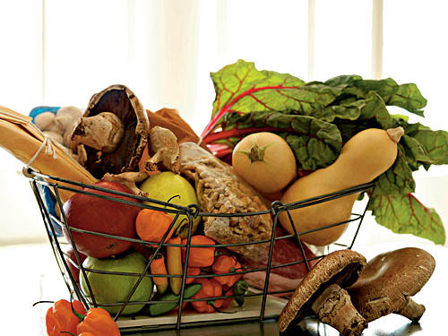 Try to experiment with a new seasonal vegetable (or fruit) each week. Get the whole family involved. Allow a family member to choose a new item from the produce section and add it to your meal. Cooking for one? Invite a friend or two over to try the new dish with you.Read more: Best Recipes for Winter Produce