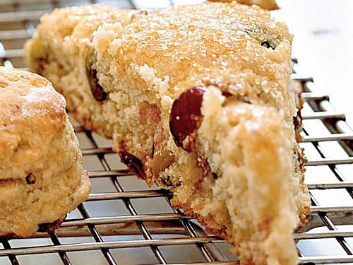 Healthy Scone Recipes Cooking Light