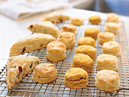 Flaky Buttermilk Biscuits Recipes