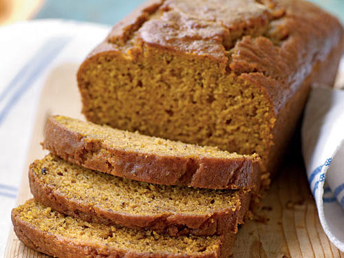 Pumpkin-Honey Beer Quick Bread Recipes