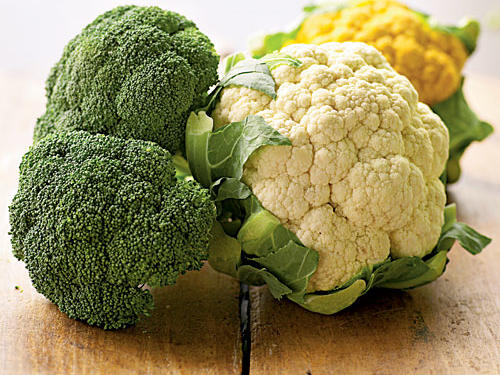 Take Two: Broccoli & Cauliflower