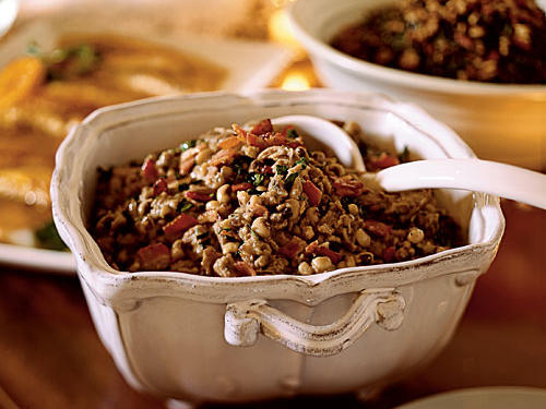 Healthy Duck and Black-Eyed Pea Cassoulet Recipe