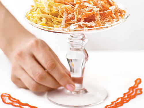 How To Make Candied Zest