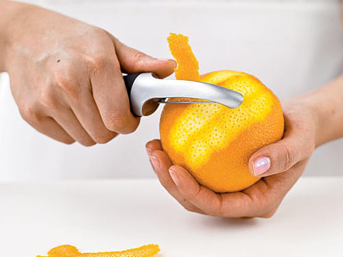 """Candied citrus peel is an ideal gift from your kitchen,"" says Cooking Light Test Kitchens Professional Kathryn Conrad."