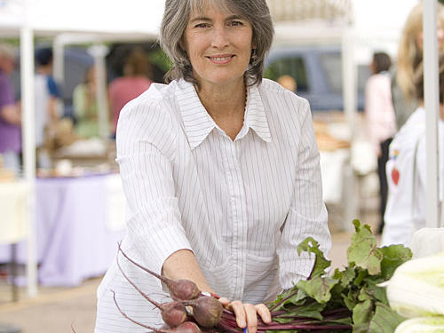 New Mexico–based cookbook author Deborah Madison is a frequent contributor to Cooking Light. As the author of Local Flavors and Vegetarian Suppers, she advocated for fresh, local, seasonal fare long before it became a trend.