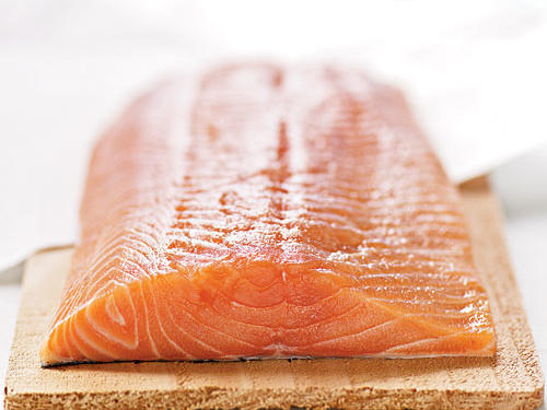 This swimmer isn't just good for your ticker, it's good for your grey matter too. Salmon is a top source of DHA, the predominant omega-3 fat in your brain, believed to protect against Alzheimer's disease, an illness that affects over five million Americans. It's also nature's number one source of hard-to-get vitamin D, a nutrient recently shown to ward off cognitive decline. A study published in the July 2010 issue of the Archives of Internal Medicine reveals that older people who are vitamin D deficient are 40% more likely to suffer from age-related memory loss.See More:Top-Rated Salmon Recipes