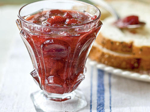 Strawberry Cordial Jam Recipes