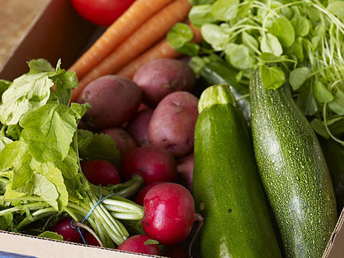 Consider joining a CSA.