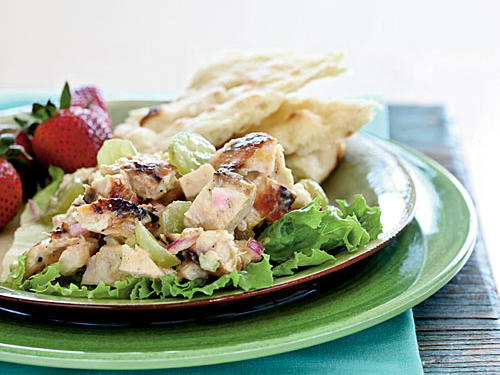 Healthy Grilled Chicken Salad Recipe