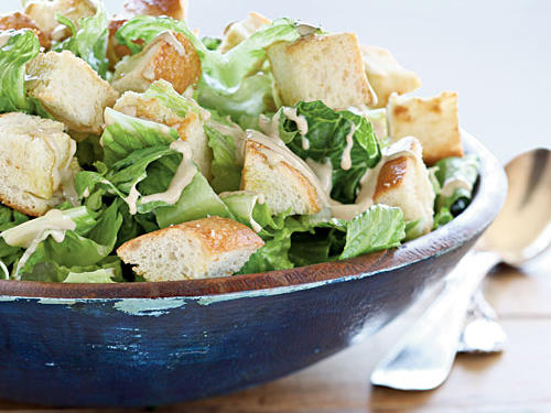 July: Caesar Salad