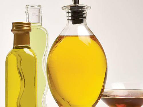 Rich in monounsaturated fats, olive oil is the golden child of the heart-healthy fats and the workhorse of the healthy kitchen. Plant oils decrease bad LDL cholesterol and raise good HDL cholesterol—a win-win for the body. Along with all veggie-based oils, it is the most calorie-dense food available in our diet. At 120 calories of pure fat per tablespoon (oils are 100% fat), calories can add up quickly.