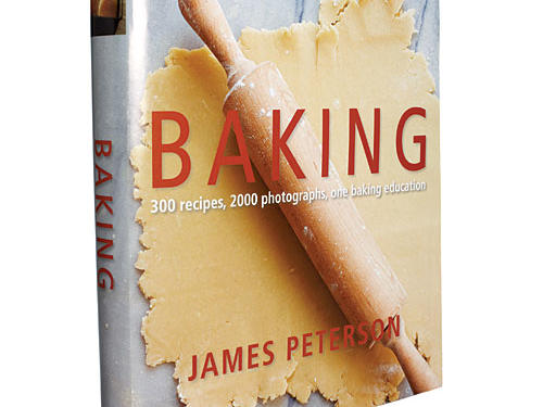 Baking by James Peterson