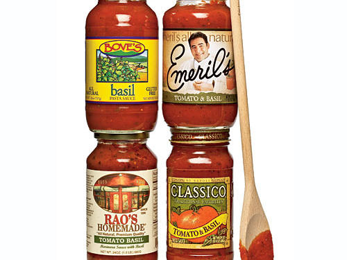 Taste Test: Store-Bought Pasta Sauce
