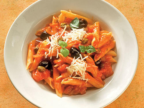 Menu Navigator: Best (and Worst) Choices on an Italian Pasta Menu