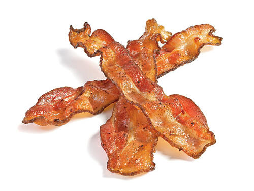 As the national bacon craze continues, we nominate two favorites: Nueske's and Benton's. A little of either goes an astonishingly long way, suffusing your dish—and kitchen—with rich smokiness.