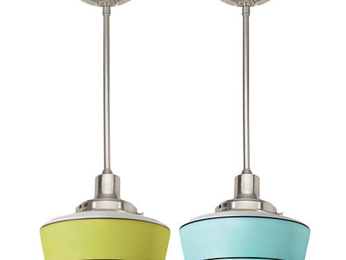 Schoolhouse Electric Retro Pendant Light Fixtures