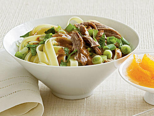 Protein-Packed Pasta Bowl