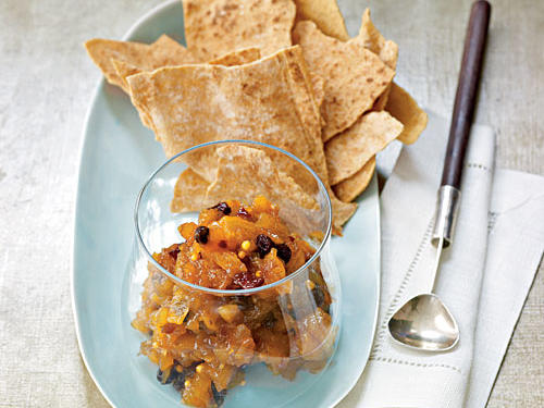 Spiced Apricot Chutney Recipes