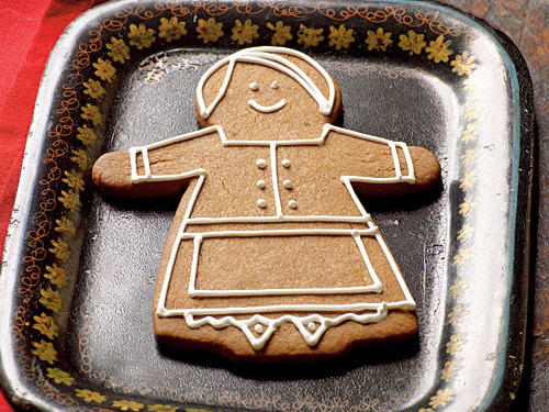Gingerbread Cookies - Recipes