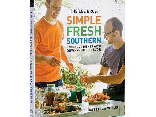 South Carolina's Matt and Ted Lee are here to challenge Paula Deen's regional hegemony. Lush, lucious dishes like Pimento Cheese Potato Gratin and Roasted Potatoes with Country Ham and Chiles could find a place on your table no matter where you live.Price: $35Shop: Clarkson Potter
