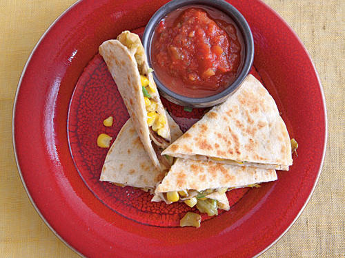 Healthy Kids Meal Quesadillas Recipes