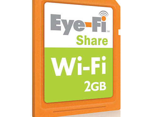 "Eye-Fi's wireless memory card—the first of its kind—will bring photo sharing back to life. Photos ""fly"" to your specified networks automatically once your camera is on and within range, making tedious uploading a thing of the past. This year, have photos (or proof, for those who aren't present) of your perfect Thanksgiving turkey uploaded instantly. Say cheese!Price: $150Shop: Eye-Fi"