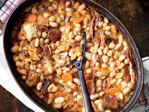 Duck and Sausage Cassoulet Recipes