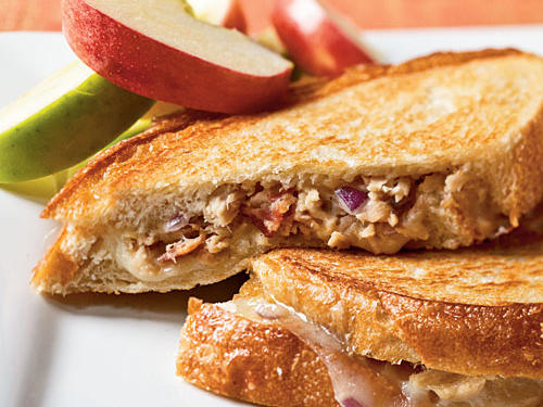 Serve these hearty sandwiches with fresh apple slices or a tossed green salad.