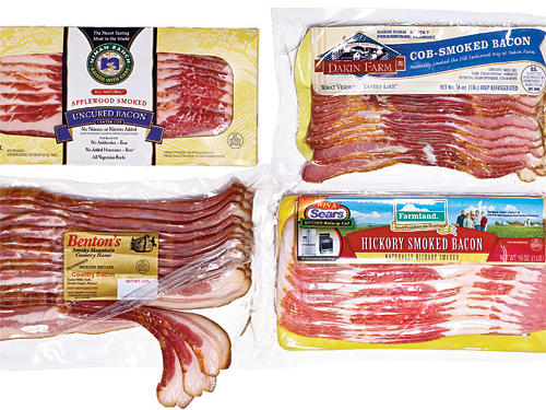 Taste Test: Bacon