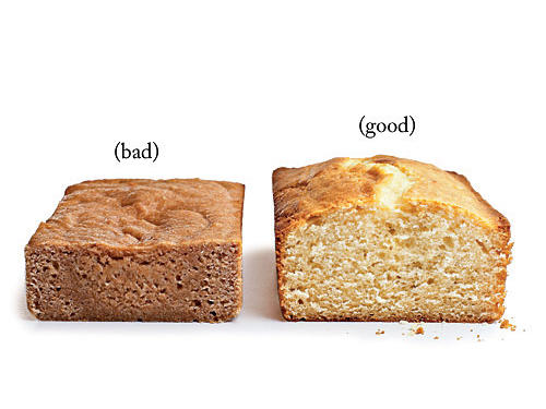"Result: You wreck the underlying chemistry of the dish.Substitutions are a particular temptation, and challenge, with healthy cooking. At Cooking Light it's our job to substitute lower-fat ingredients―to change the cooking chemistry a bit while capturing the soul of a dish. When it comes to baking, this is as much science as art.""I'll get calls from readers about cakes turning out too dense or too gummy,"" says Test Kitchen Director Vanessa Pruett. ""After a little interrogation, I'll get to the truth―that the reader used ALL applesauce instead of a mix of applesauce and oil or butter or went with sugar substitute in place of sugar."" Best practice: Follow the recipe, period.Learn more about the art of low-fat baking"