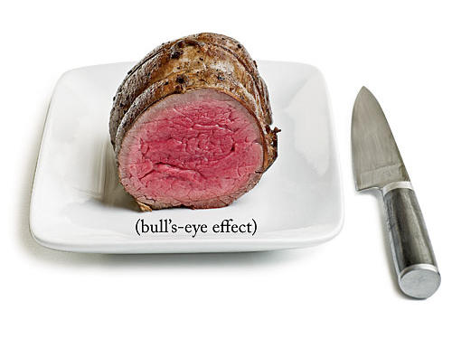 How to cook meats evenly