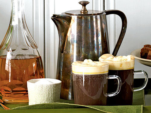 St. Patrick's Day Recipes: Irish Coffee