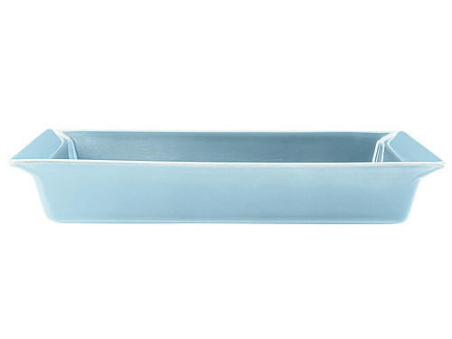 Ceramic bakeware that goes from oven to table with style. Nicely sized at 11 x 8 inches, too!Price: $35Shop: Emile Henry