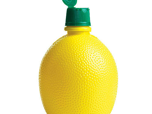 Bottled Lemon Juice