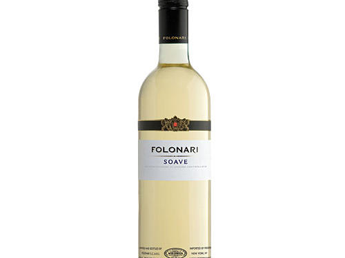 America's Italian darling, pinot grigio, is a good match for this dish. However, an Italian Soave with a bit more body and plenty of acidity is also a great pick.Folonari Soave 2008 (Italy, $10) Peach and floral aromas. Finishes clean and crisp (pictured)Santi Soave Classico Vigneti di Monteforte 2008 (Italy, $15) Bright and lively with citrus and a dried herb finishSPLURGE: