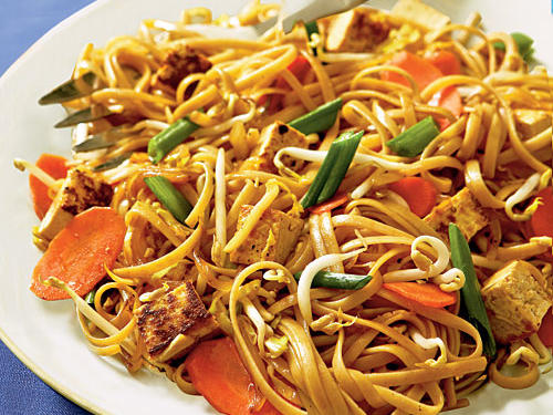 Lo Mein with Tofu