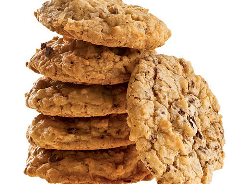 Healthy recipes: Toasted Coconut Chocolate Chunk Cookies
